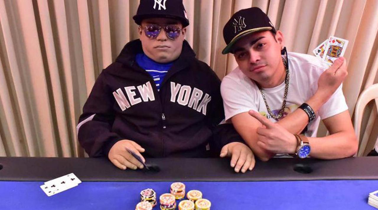 Martinez Seorang Pemain Poker Hingga Akhir Hayatnya