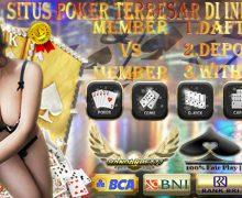 Situs Bandar Poker Terbesar Indonesia Dan Terbaru