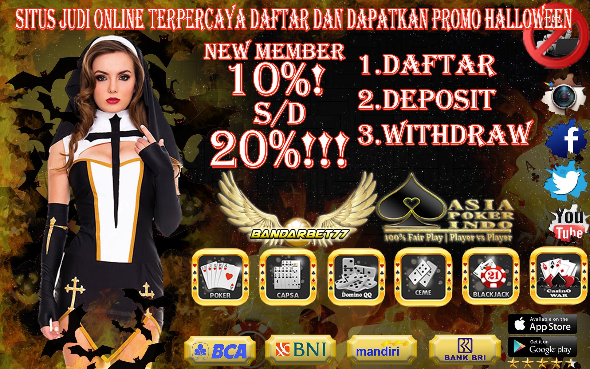 Bermain Judi Poker Online Murah Terpercaya Indonesia