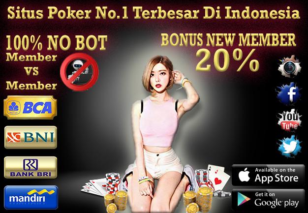 Situs Game Judi Poker Terpercaya Dan Terbesar Di Indonesia