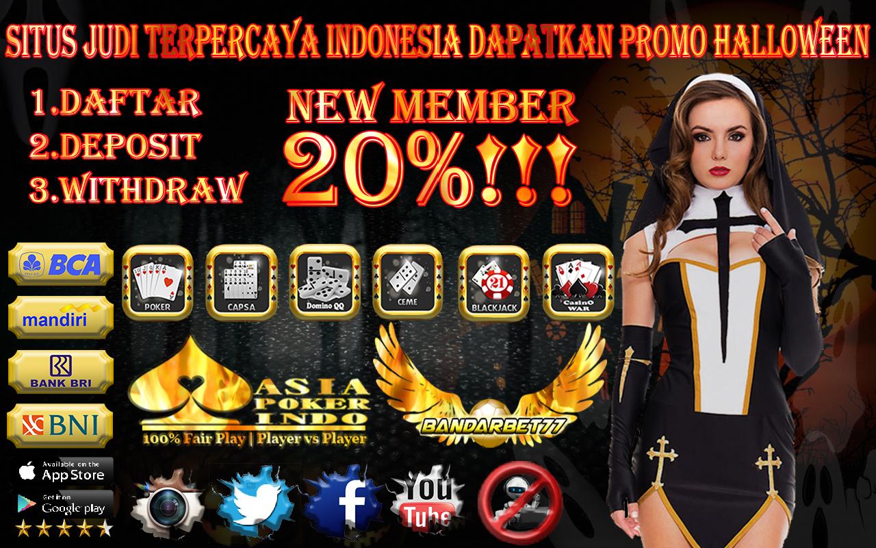 Daftar Poker Online Murah Paling Terpercaya Indonesia