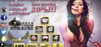 Situs Bermain Poker Online Zynga Terbesar Asia Terbaru