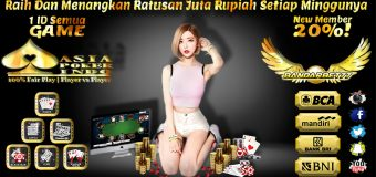 Situs Judi Poker Zynga Online Uang Asli Indonesia