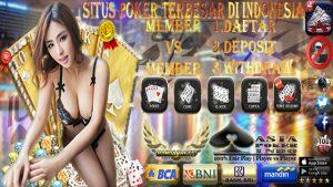 Agen Situs Poker Tanpa Bot Terpercaya Indonesia