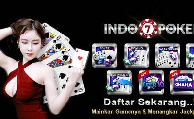 Review Situs Indo7Poker Online Terpercaya Indonesia Resmi